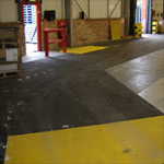 EXAMPLE OF SAFETY FLOORING - FLAT SHEETS